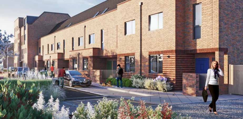 Residential Apartment Blocks & Houses West London